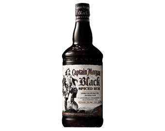Ром Captain Morgan Spiced Black