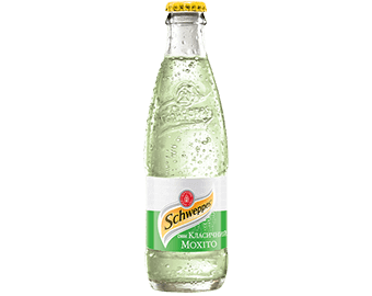 Schweppes Indian Mojito